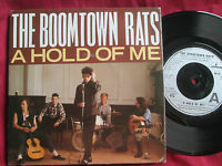 "The Boomtown Rats ‎– A Hold Of Me Mercury ‎– MER 184 UK Vinyl 7"" Single 45"