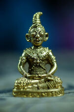 Phra ngung  Strong Love Attraction Takrut Thai Buddha Amulet For luck love