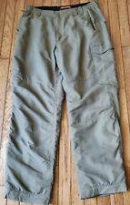 "NWT Simms Fishing Coldweather Pant Dark Elkhorn Core 3 Fishing Pants 36 x 30"" L"