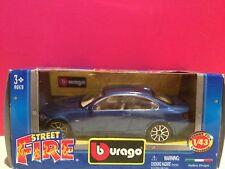 Bburago Street Fire 1:43 BMW 335i NOUVEAU /& NEUF dans sa boîte
