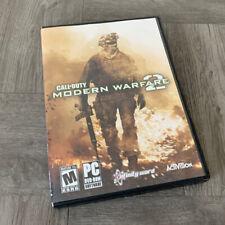 Call of Duty Modern Warfare 2  PC 2009 used