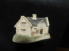 Cotswold Cottage By David Winter Great Britain Figurine! Ff446Xcx