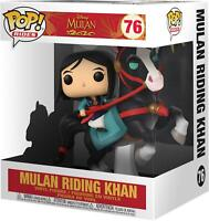 Mulan on Khan Mulan #76 Funko Pop! Figurine
