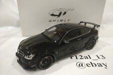 GT Spirit 1:18 Mercedes Benz C63 AMG Black Series Limited 504 pcs ZM019