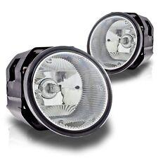 Clear fog light + wiring kit fit for 2000 2001 2002 2003 Nissan Sentra (set)