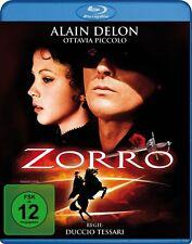 Zorro [Blu-ray] - Alain Delon, Duccio Tessari (1975) - Die Legende - Filmjuwelen