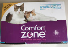 6 pack Comfort Zone Pheromone Technology Cats Reduces Multi-Cat Tension New