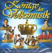 Kön. der Volksmusik - CD NEU Beuge Dich Vor Grauem Haar Ladiner De Randfichten