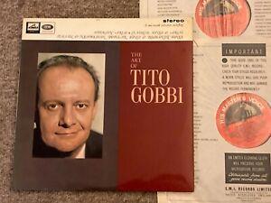 ASD 606-607 The Art of Tito Gobbi Ed.1