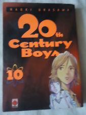 20th Century Boys, tome 10 URASAWA Naoki Panini Comics MANGA  EO?