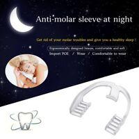 Sleep Aid Silicone Dental Mouth Guard Teeth Grinding Molar Bruxism Eliminate 1Pc