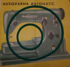 HUSQVARNA Sewing Machine Drive Belts 19 20 21 Automatic Vintage Parts