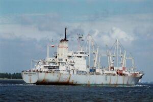 1 slide / Dia of GENERAL FR KLEEBERG Polish Ocean Lines Inc., Gdynia, Poland