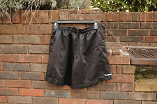 Diadora black mens athletic shorts M Medium