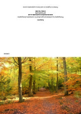 Greeting cards Autumn