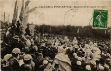 CPA Calvaire de Pontchateau - Benediction du Groupe de l'Ascension (611059)