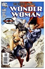 1)WONDER WOMAN v2 #219(9/05)WW KILLS MAXWELL LORD(BATMAN/SUPERMAN)CGC IT(9.8)HOT