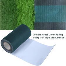 Artificial Grass Jointing Fixing Turf Glue Tape Self Adhesive Lawn Carpet Seam
