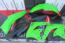 RACE TECH KAWASAKI PLASTIC KIT KXF250 KX250F FENDERS SHROUDS   2006 2007 2008