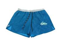 "Nike Shorts Blue Gray Flex Stride 5"" Trail Running Dri-Fit Mens XL CQ7949 432"
