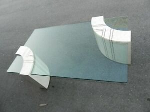 Vintage Maitland Smith Tessellated Marble Fossil Stone Art Deco Coffee Table