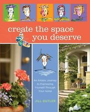Create the Space You Deserve: An Artistic Journey to Expressing-ExLibrary