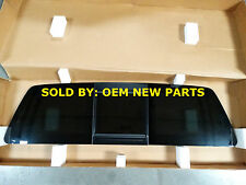 2004-2013 Nissan Titan Back Glass MOVEABLE WINDOW  MANUAL 797007S21B NEW OEM