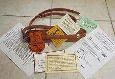 Case Candy Strap Gibson Les Paul Custom Shop Historic 1959 1958 Reissue NOS