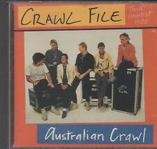 Crawl File Their Greatest Hits CD CD