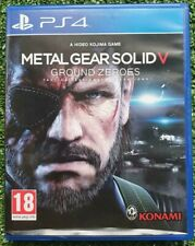 Video Juego PS4 Metal Gear Solid V: Ground Zeroes (PlayStation 4)