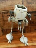 Vintage Star Wars AT-ST Scout Chicken Walker Vehicle - Kenner 1982 (A)