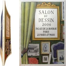 Salon du Dessin 2006 Fragonard Lami Guys Hélion Tiepolo Estève Klimt Calder