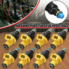 8 x OEM NEW EV1 Fuel Injectors 0280150943 For 1985-96 Ford F-250 5.0 5.8 V8
