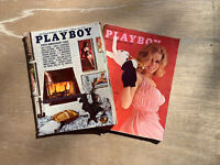 playboy's magazines 1963 1964 lot of 22 issues