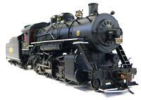 HO Scale Model Railroad Trains Engine Southern 2-8-0 DCC Sound Steam Locomotive