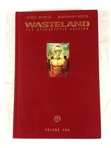WASTELAND: THE APOCALYPTIC EDITION VOL. 2, 3 & 4 (Hardback, 1st Ed, 2010-2014)