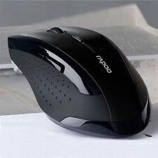 2.4ghz GHz 6d 1600dpi USB óptico inalámbrico Pro Juegos Ratón para portátil