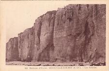 BENOUVILLE-SUR-MER 935 les falaises