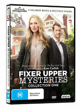 Fixer Upper Mysteries - Collection 1 DVD Hallmark Mysteries 1-3 [New/Sealed]