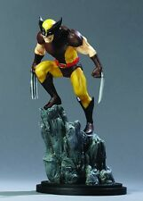 Bowen Designs Wolverine Brown Painted Statue #778 of 3500   Box VF  Kept in