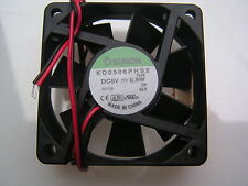 Sunon Fan KD0506PHS2 5VDC 0.9W, 60MM X 60MM X 15MM OL0409
