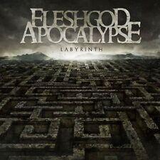 Fleshgod Apocalypse - Labyrinth CD 2013 symphonic death metal Nuclear Blast
