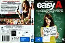 EASY A-Emma Stone-Region 4-New AND Sealed
