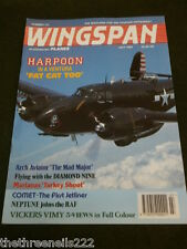 WINGSPAN #113 - NEPTUNE JOINS THE RAF - JULY 1994