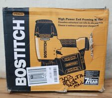 New BOSTITCH 3-1/2 inch Wire Weld High-Power Coil Framing Nailer N89C1