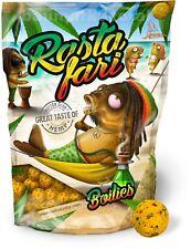 Rastafari Boilies Radical Quantum Karpfen-Futter 1kg 16 oder 20mm Boilie Carp