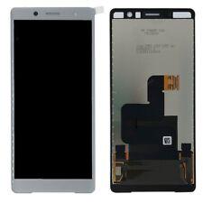 Sony Pantalla LCD COMPLETO PARA XPERIA XZ2 Compacto h8314 Reparación PLATA