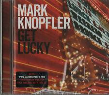 MARK KNOPFLER CD GET LUCKY 2009 nuovo SIGILLATO sealed  DIRE STRAITS