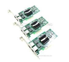 3 x HP NC360T Dual Port Server Adapter Gigabit Ethernet Full Profile proliant