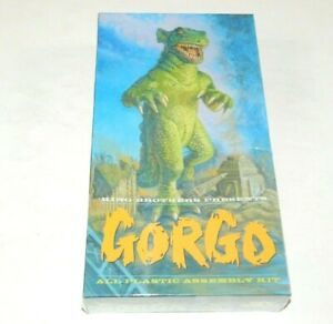 Gorgo  Plastic Model Kit  Released by Monarch (Discontinued) New in box.